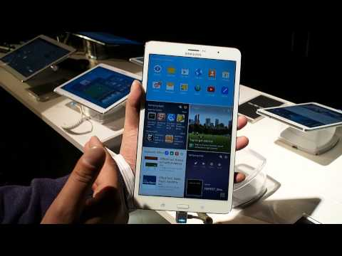Samsung Galaxy Tab Pro 8.4 Hands-On