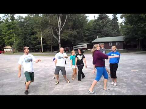 Mount Union Team Sasquatch Dance
