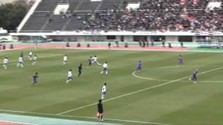 東日本大震災チャリティーマッチG大阪×神戸 前座試合ハイライト