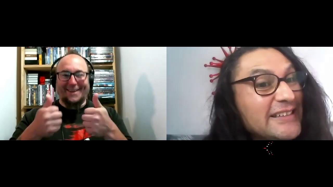 VideoEntrevista a Tetsuo Lumiere - Director de EL CORONAVIRUS Y YO