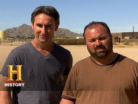American Pickers: Mike Gasses Up | History