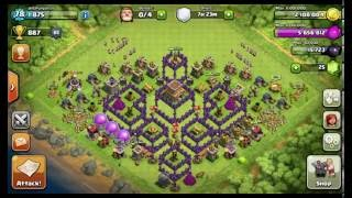clash of clans les villages 3D les plus incroyable