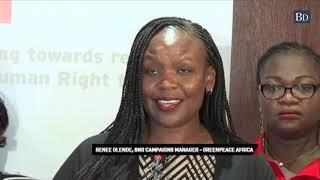 President Kenyatta accused of planning to produce GMO's in Kenya