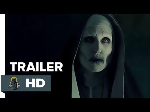 The Nun Teaser Trailer #1 (2018) Taissa Farmiga HD | The Conjuring Universe Spin-Off | Fan Edit