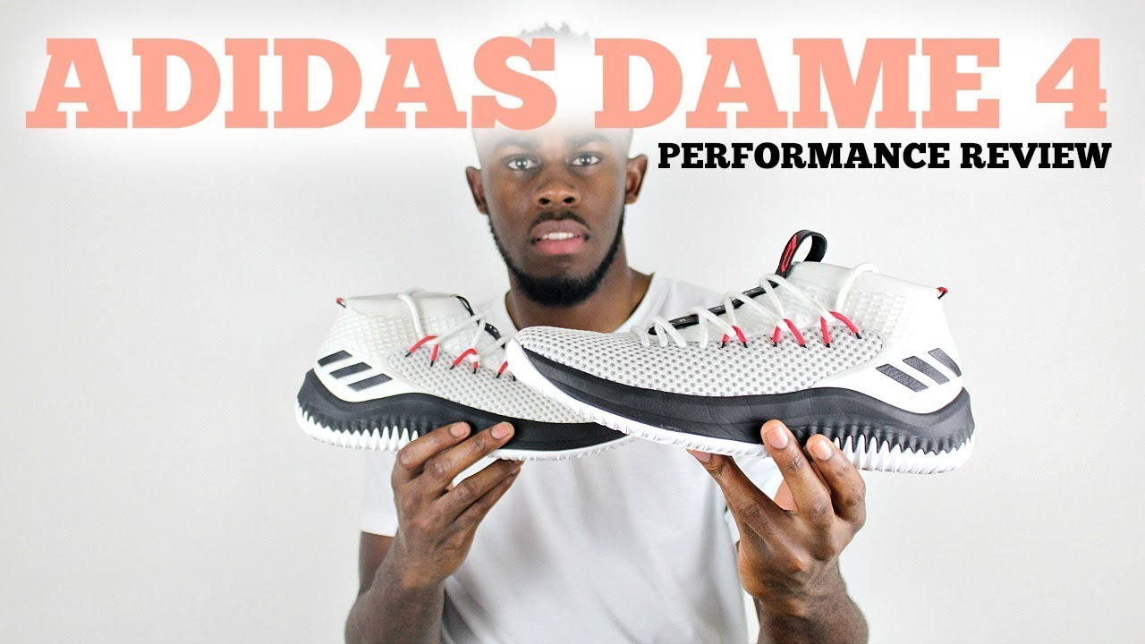 ALL TIME GREAT? adidas Dame 4 Performance Review YouTube