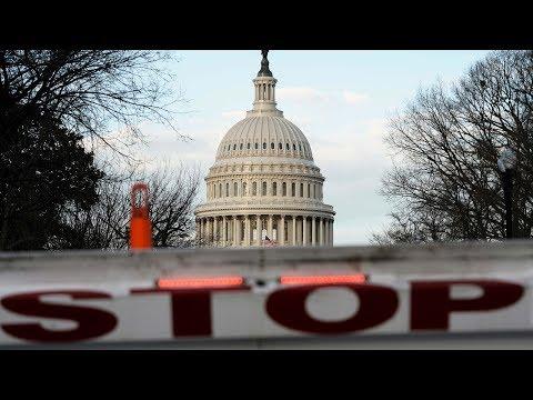 The Point: U.S. Government Shutdown Will Last Till Trump Gets Border Wall Funding