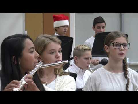 Julian's Willis Jepson Middle School Concert