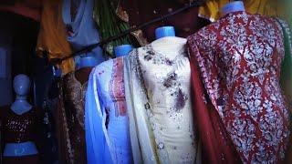 34. В Мапусу на рынок за покупками. Мне нужны наряды. ИНДИЯ. ГОА.