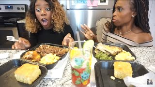 Soul Food Mukbang EATING SHOW And Why I Should Date My Friend
