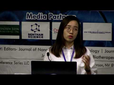 Woo Jung Shin | South Korea | Medical Nanotechnology 2016 | Conference Series LLC