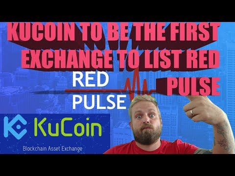 🚀🌕MOON ALERT ** Red Pulse set to Start Trading at KUCOIN in 48 hours