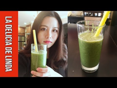 Low Sugar Green Smoothie Recipe   LPR friendly    Acid Watcher & Fast Tract Diet
