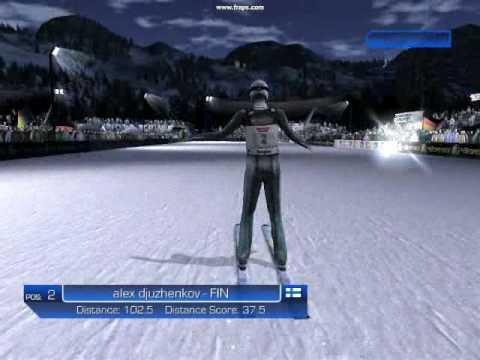 Ski Jumping 2007 скачать торрент - фото 5