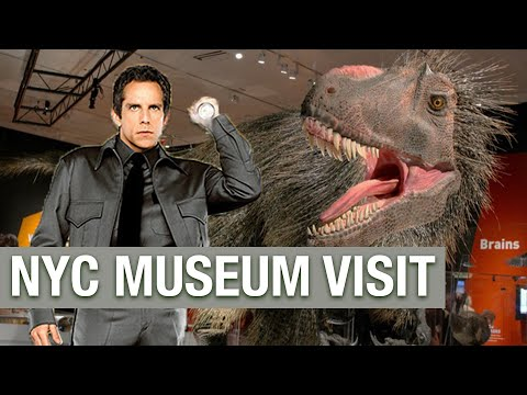 SECRETS AT THE MUSEUM OF NATURAL HISTORY
