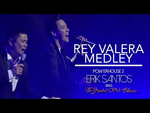 hEartSongs  Erik Santos Presents Rey Valera Medley