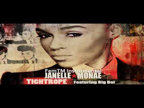 Janelle Monae  Tightrope Instrumental+Backings