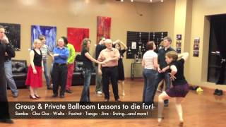 Utah Ballroom Dancing Lessons - DF Dance Studio