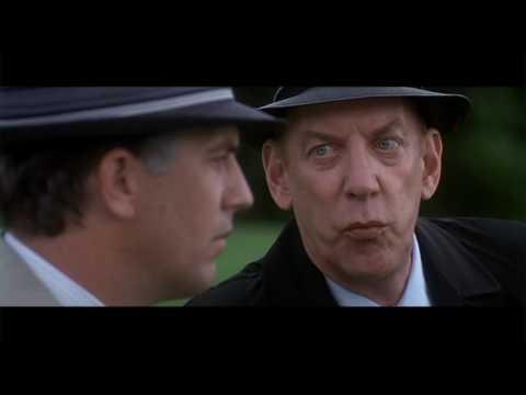 Movie JFK:  Mr X encourages Garrison for case