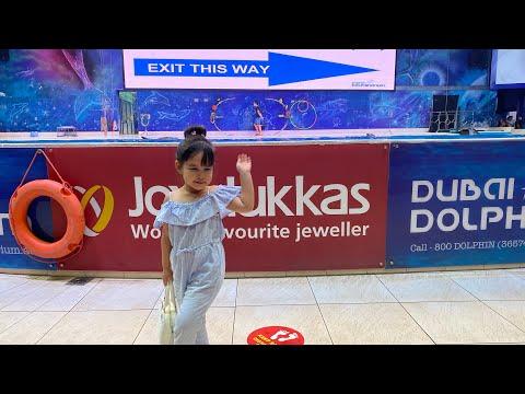 Dubai Dolphinarium Show 2021