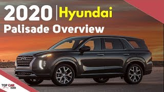 2020 Hyundai Palisade Overview - Interior and Exterior