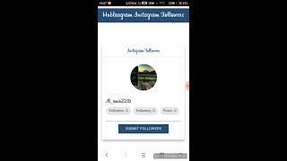 Cara Login Facebook Terbaru Di Hublaagram Untuk Menambah Followers