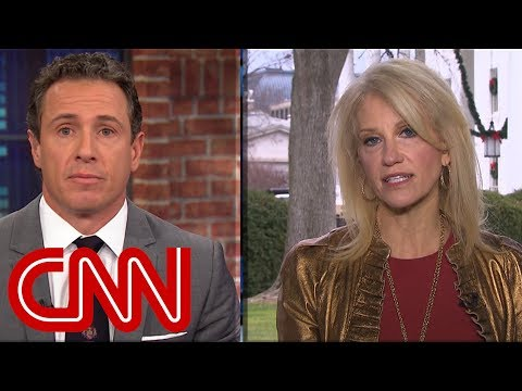 Conway defends Trump on Roy Moore