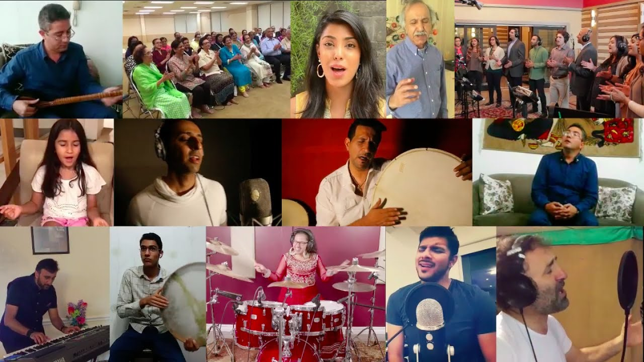 Diamond Jubilee Tribute by Salim-Sulaiman performed by Ismaili artists around the world