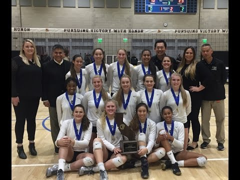 Archbishop MItty Women's Volleyball 2016 Open Division Volleyball Championship
