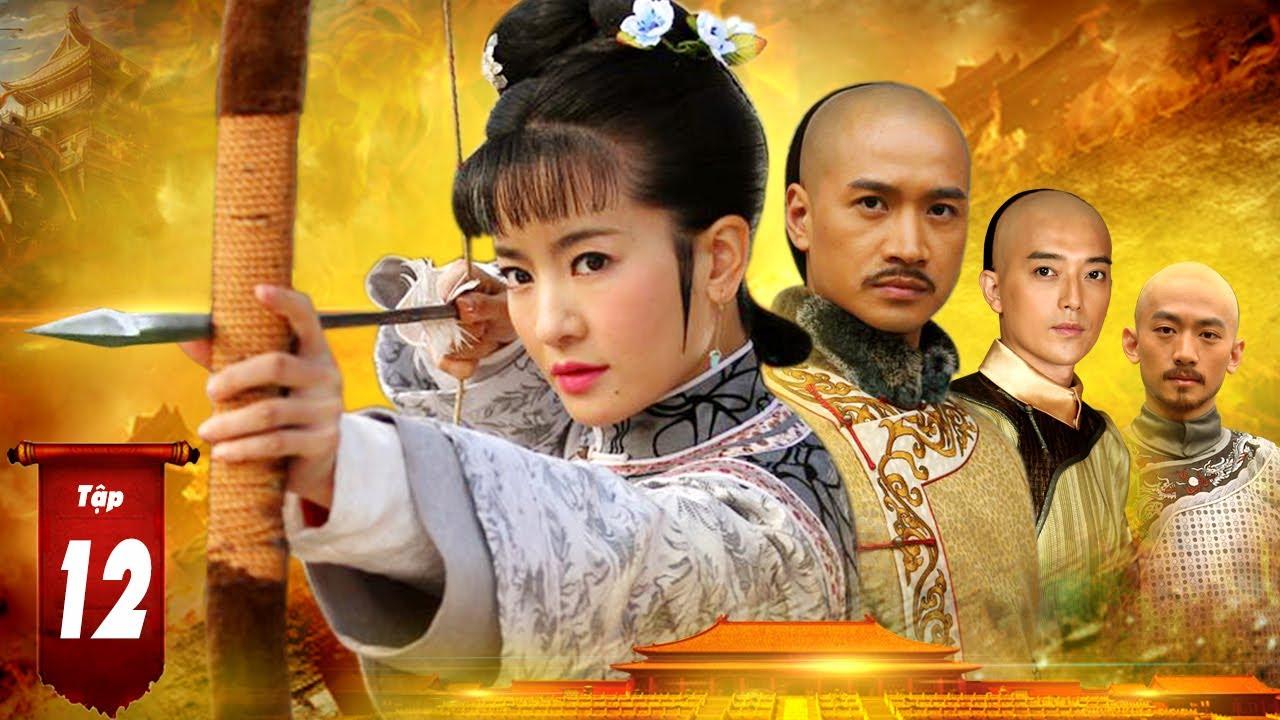 PHIM HAY 2021 | TÂN KHUYNH THÀNH TUYỆT LUYẾN - Tập 12 | Phim Bộ Trung Quốc Hay 2021