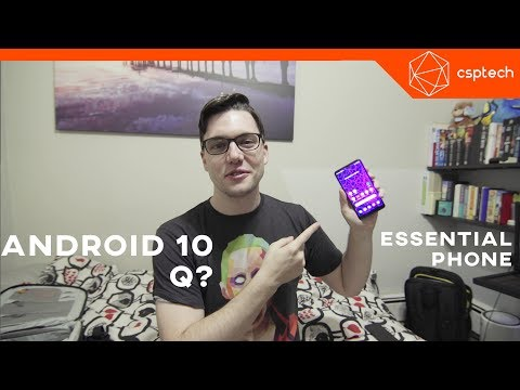 Android 10 Review - Essential Phone