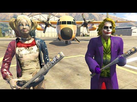 Suicide Squad Harley Quinn Geldi Joker