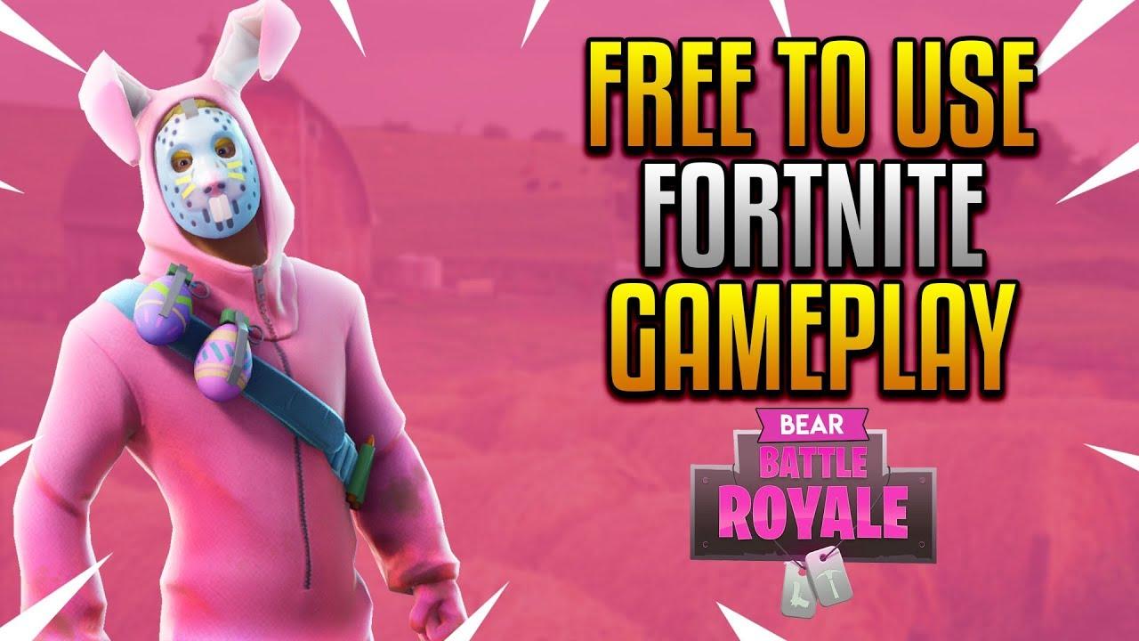 Free To Use Fortnite Gameplay Fps Full Hd Fortnite Gameplay