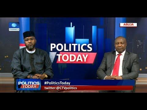 APC, PDP Members Debate Parties' Influence Over NASS Leadership Pt.1  Politics Today 