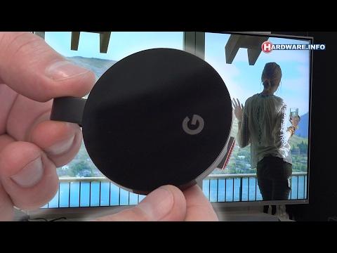 Google Chromecast Ultra HDR streamer review - Hardware.Info TV (4K UHD)