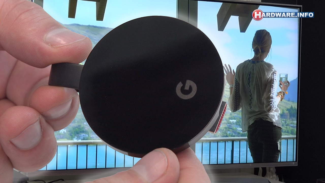 Google Chromecast Ultra HDR streamer review - Hardware.Info TV (4K UHD)