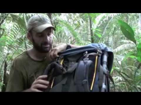 Ed Stafford talks about Macpac Cascade