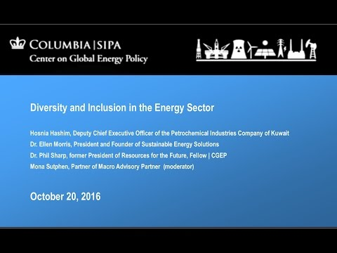 Diversity and Inclusion in the Energy Sector