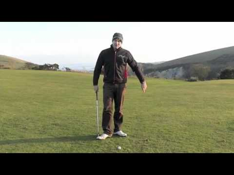Golf – Exercise Anti Hook