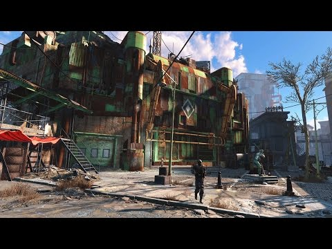 How to Build Huge Buildings in Fallout 4