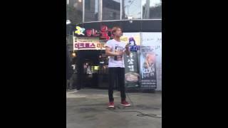 17단고음 김경현 더크로스 돈크라이 레전드 길거리공연 버스킹