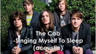 The Cab- Singing Myself  To Sleep (Zzzz) Acoustic