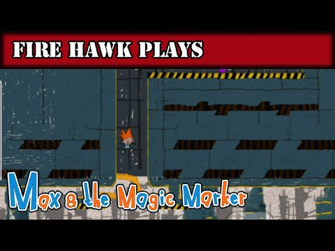 FH Plays... Max & the Magic Marker - Robot Factory