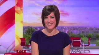 Female Bbc News Presenters Montage