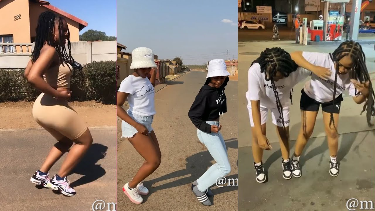 BEST AMAPIANO DANCES COMPILATION SEPTEMBER 2021 (SOUTH AFRICAN DANCES)
