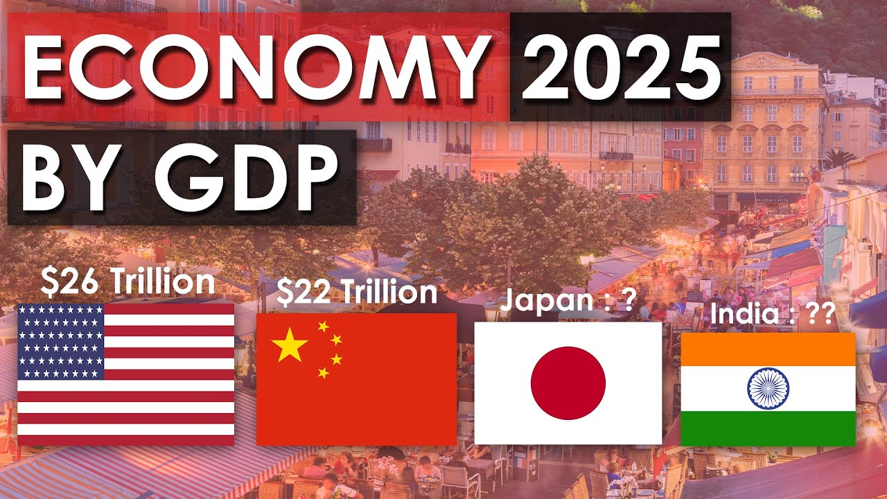 Top 10 Economies 2025 (Nominal GDP)
