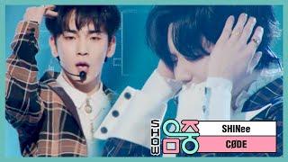 [쇼! 음악중심] 샤이니 - 코드 (SHINee - CØDE), MBC 210306 방송