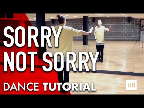 'SORRY NOT SORRY' by Demi Lovato | COMMERCIAL DANCE TUTORIAL