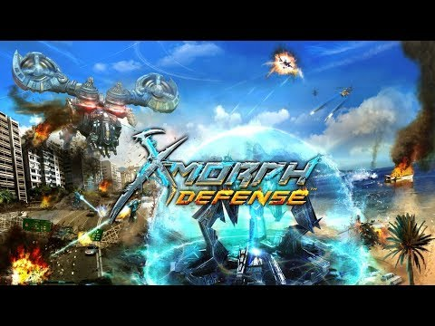 Xmorph Defense Gameplay Impressions - Battling Massive Pacif