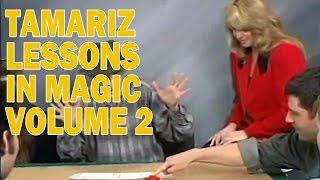 Lessons in Magic Vol 2 - Juan Tamariz
