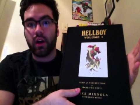 Omnibus of the Week: Hellboy Library Edition Vol. 1